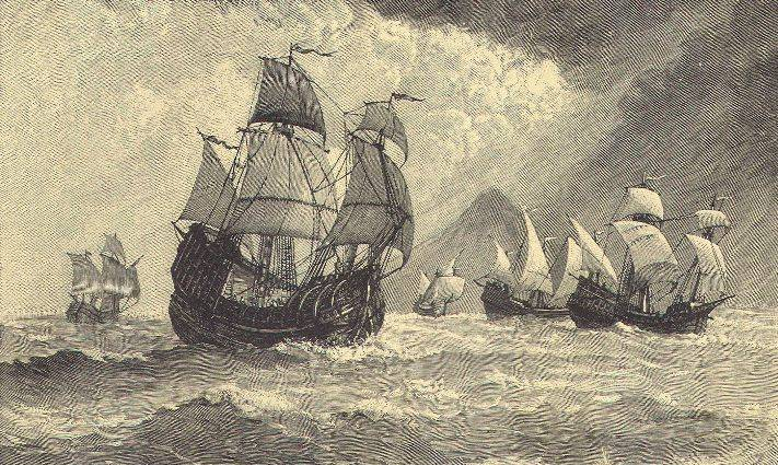 the life expedition and death of ferdinand magellan