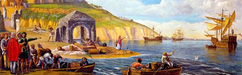 Картинки экспедиций колумба